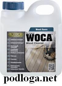 Woca Intensive Wood Cleaner Intensywny Zmywacz 1l.