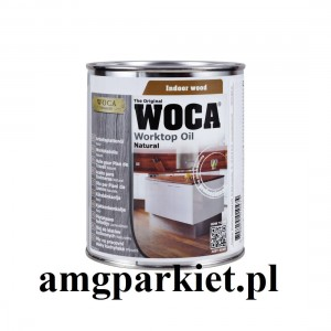Woca Work Top Oil White  0,75l