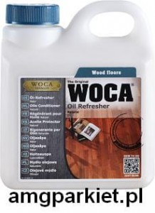 Woca Mydło olejowe  2,5l Natural / White   Oil Refresher KURIER GRATIS